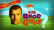 Ask Rhod Gilbert - Glasgow