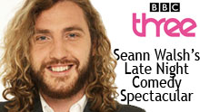 Seann Walsh's Late Night Comedy Spectacular Returns To BBC Three