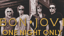Bon Jovi: One Night Only