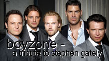 Boyzone – A Tribute To Stephen Gately