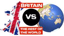 Britain Vs The Rest Of The World