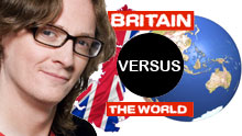 Britain Versus The World