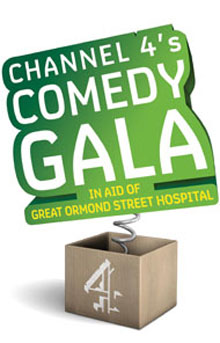 Channel 4's Comedy Gala In Aid Of Great Ormond Street Hospital