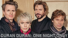 Duran Duran: One Night Only
