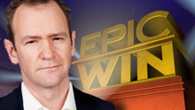 Alexander Armstrong's Epic Win