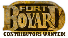 Fort Boyard - Contributors Wanted!