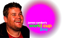 James Corden's World Cup Live