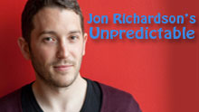 Jon Richardson's Unpredictable
