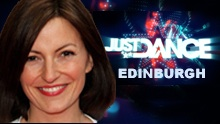 Just Dance With Davina Mccall - Edinburgh