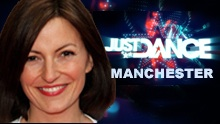 Just Dance With Davina Mccall - Manchester