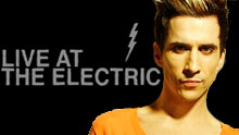 Russell Kane Hosts Live At The Electric