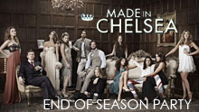 Made In Chelsea - End Of Season Party! - Standby Tickets