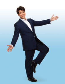 Michael Mcintyre Uk Tour Autumn 2012