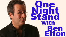 One Night Stand With Ben Elton