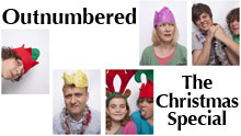 Outnumbered - The Christmas Special Preview Screening