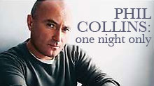 Phil Collins: One Night Only