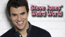 Steve Jones' Weird World