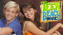 Teen Beach Movie - The Vip Red Carpet Event