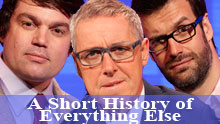 A Short History Of Everything Else (previously Called The TV Archive Quiz)