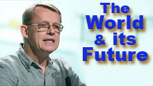 The World And Its Future With Professor Hans Rosling