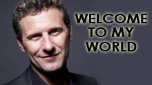 Welcome To My World With Adam Hills