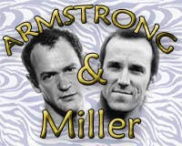 Armstrong And Miller