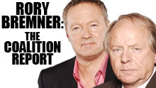 Rory Bremner: The Coalition Report