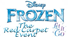 Disney's 'Frozen' Singalong - The Celebrity Red Carpet Event At The Royal Albert Hall
