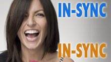In-Sync Hosted By Davina Mccall