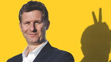 Adam Hills: Happyism - Autumn 2013 Uk Tour